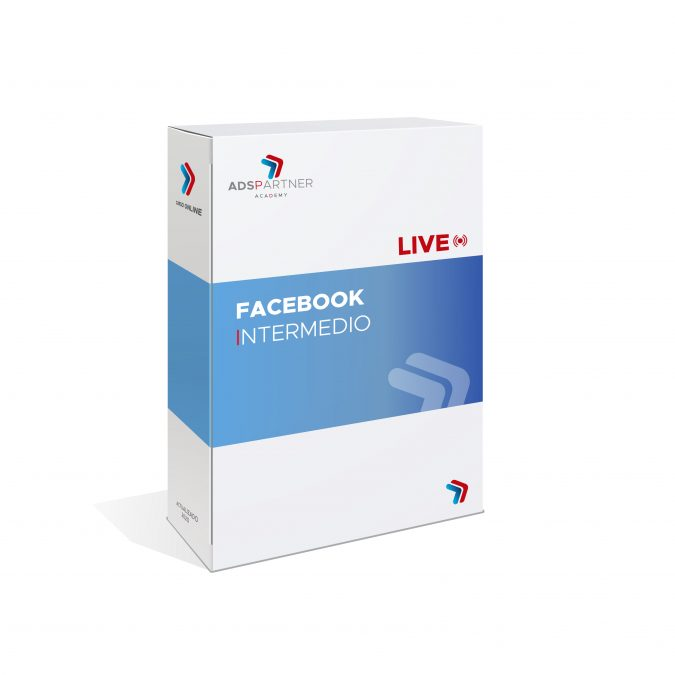 Curso Live Facebook Intermedio